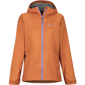 Marmot PreCip Eco Plus Jas Dames, bonfire